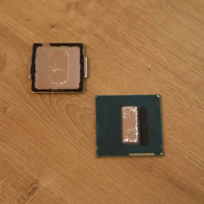 Delid CPU Intel i5