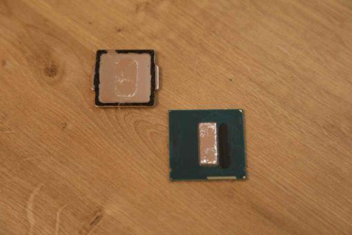 Delid CPU Intel i5